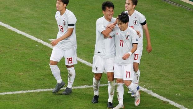 Copa America 2019: Khach moi Nhat Ban cam hoa Uruguay hinh anh 2