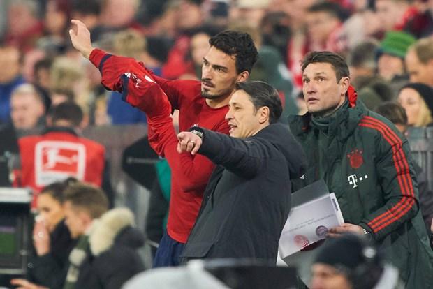 De Hummels ra di, Bayern Munich dang tu lam suy yeu minh? hinh anh 1