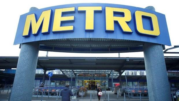 Nha dau tu Sec va Slovakia de xuat mua Metro voi gia 5,8 ty euro hinh anh 1
