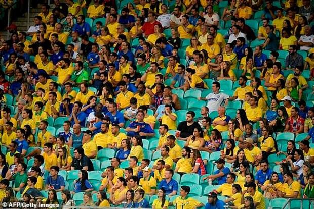 Vi sao nguoi dan Brazil it man ma voi doi nha va Copa America? hinh anh 1
