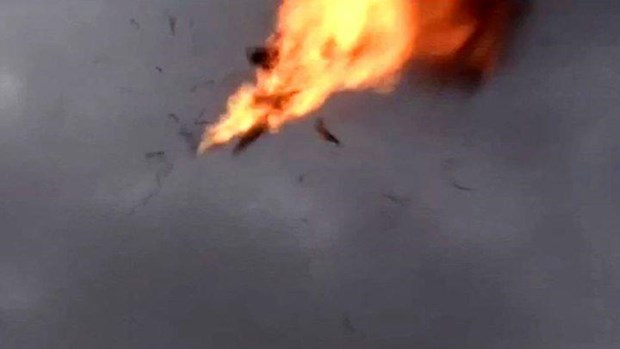 Saudi Arabia danh chan may bay khong nguoi lai cua phien quan Houthi hinh anh 1