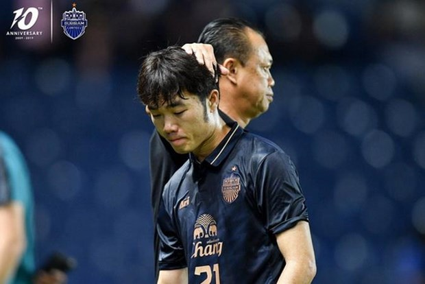 Tien ve Luong Xuan Truong chia tay CLB Buriram United hinh anh 1