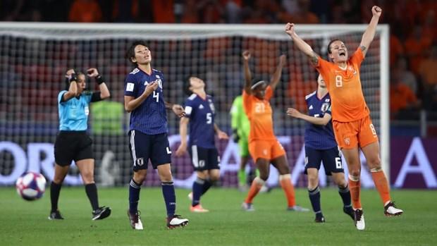 Sach bong chau A tai vong chung ket World Cup nu 2019 hinh anh 1