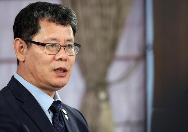 Han Quoc: Noi lai cac du an lien Trieu thuc day phi hat nhan hoa hinh anh 1