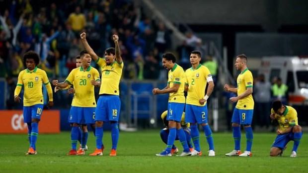 Brazil nhoc nhan loai Paraguay sau loat sut luan luu cang thang hinh anh 2