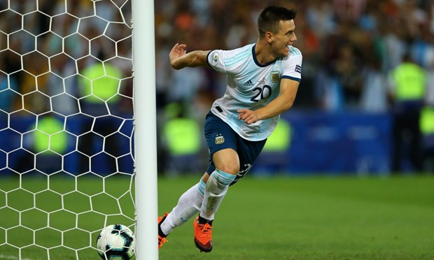 Argentina da 'chung ket som' voi Brazil tai Copa Ameria 2019 hinh anh 2