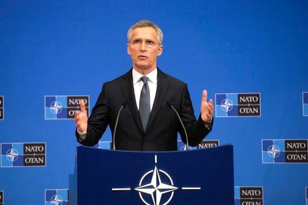 Tong thu ky NATO hoan nghenh nhung dong gop cua Canada hinh anh 1