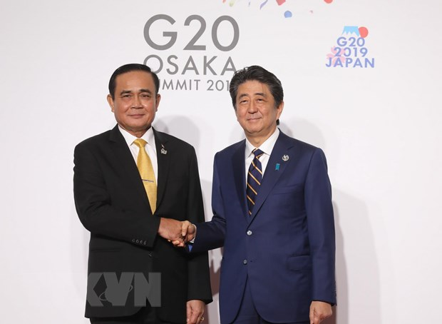 G20: Quan he Thai Lan-Nhat Ban se tiep tuc phat trien ben vung hinh anh 1
