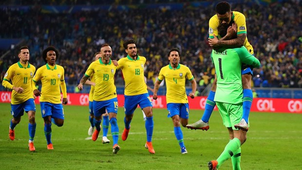 Brazil - Argentina: 'Sieu kinh dien' tai Copa America 2019 hinh anh 1