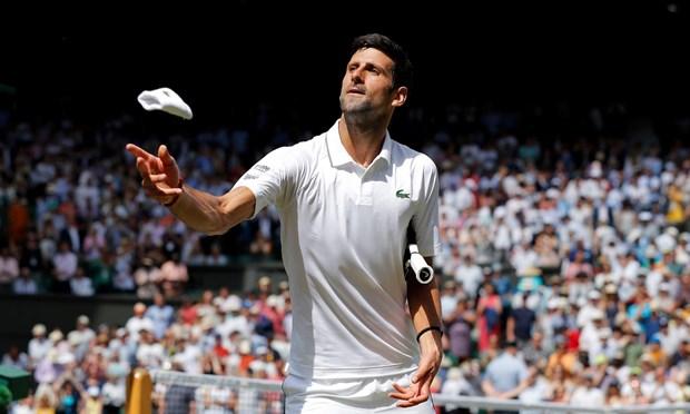 Wimbledon 2019 liên tiếp đón nhận cú sốc trong ngày khai mạc - 2