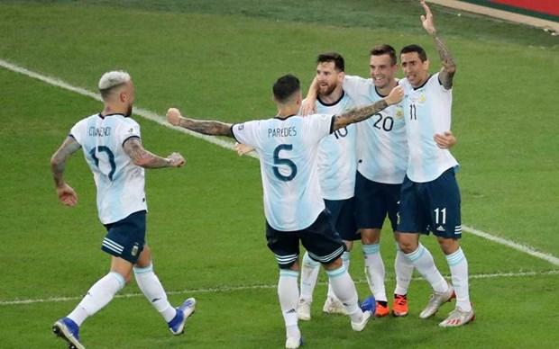 Brazil - Argentina: 'Sieu kinh dien' tai Copa America 2019 hinh anh 2