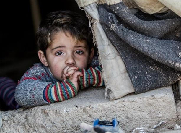 Ky ket thoa thuan bao ve tre em trong xung dot tai Syria hinh anh 1