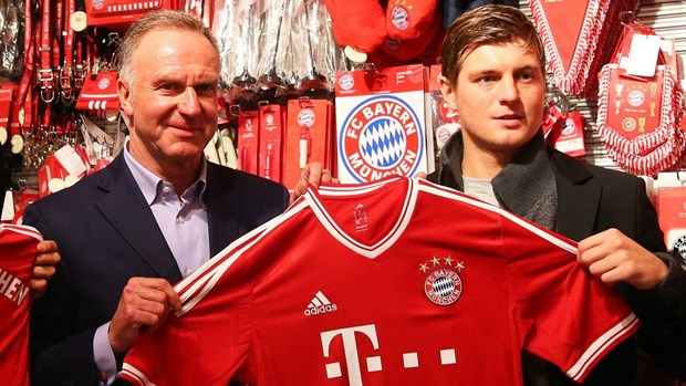 Toni Kroos - Thuong vu sai lam cua Bayern sau 5 nam nhin lai hinh anh 1