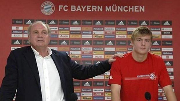 Toni Kroos - Thuong vu sai lam cua Bayern sau 5 nam nhin lai hinh anh 2