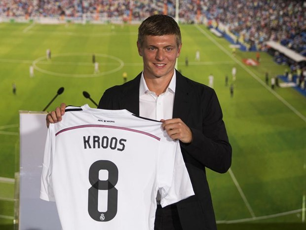 Toni Kroos - Thuong vu sai lam cua Bayern sau 5 nam nhin lai hinh anh 4