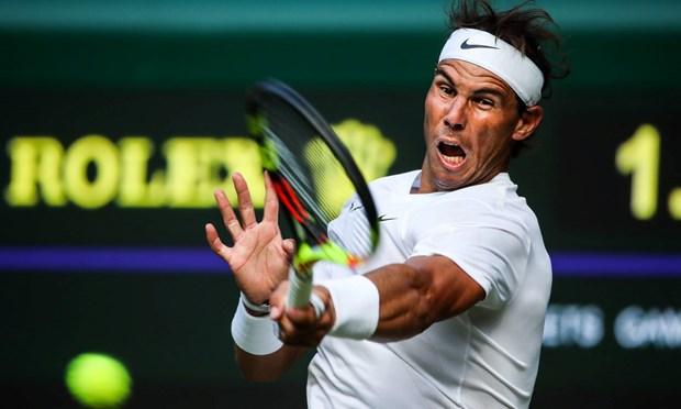 Wimbledon 2019: Federer thang nguoc, Sharapova dung cuoc choi hinh anh 2