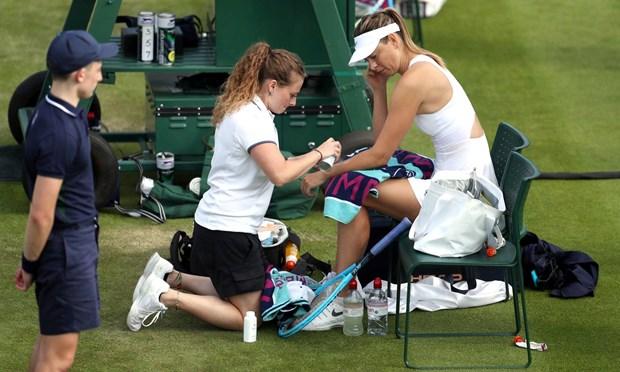 Wimbledon 2019: Federer thang nguoc, Sharapova dung cuoc choi hinh anh 3