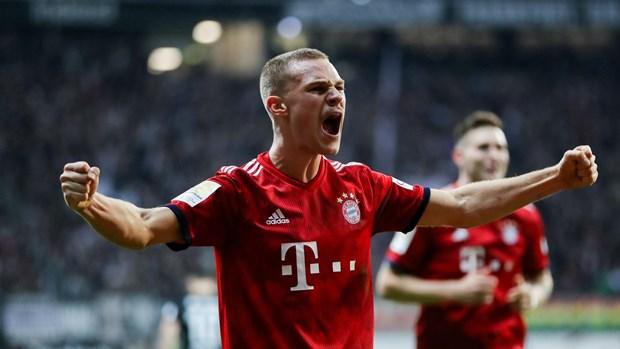 Joshua Kimmich - Thu quan tuong lai cua FC Bayern Munich hinh anh 2