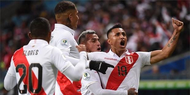 Peru vao chung ket sau man huy diet duong kim vo dich Chile hinh anh 1