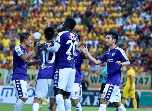 Cup Quoc gia: Ha Noi FC vao ban ket sau 'con mua ban thang' hinh anh 1