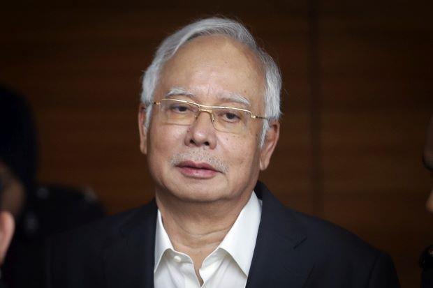Malaysia yeu cau cuu Thu tuong Najib nop gan nua ty USD tien thue hinh anh 1