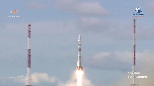 Nga phóng thành công vệ tinh khí tượng thủy văn cùng 32 vệ tinh nhỏ
