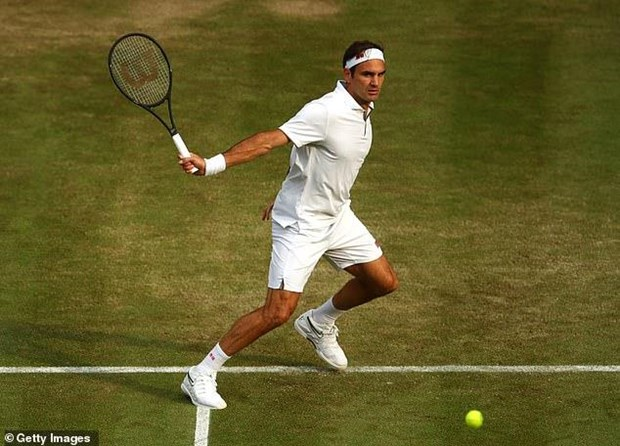 'Tau toc hanh' Roger Federer thiet lap hang loat ky luc dang nho hinh anh 1