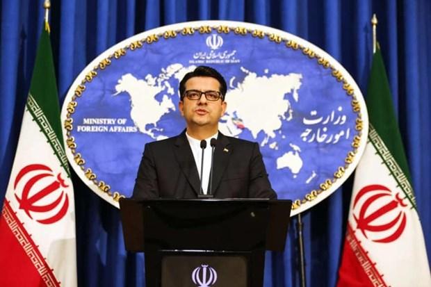 Iran van de ngo canh cua ngoai giao de cuu van thoa thuan JCPOA hinh anh 1