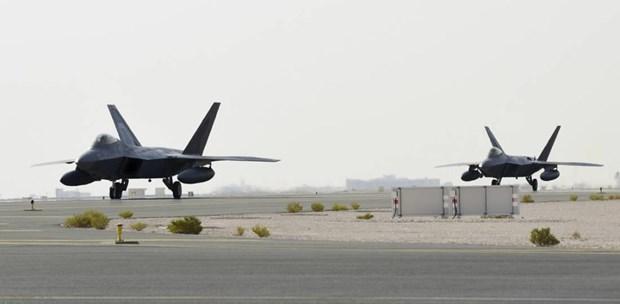 Qatar: 2 may bay chien dau va cham trong qua trinh huan luyen hinh anh 1