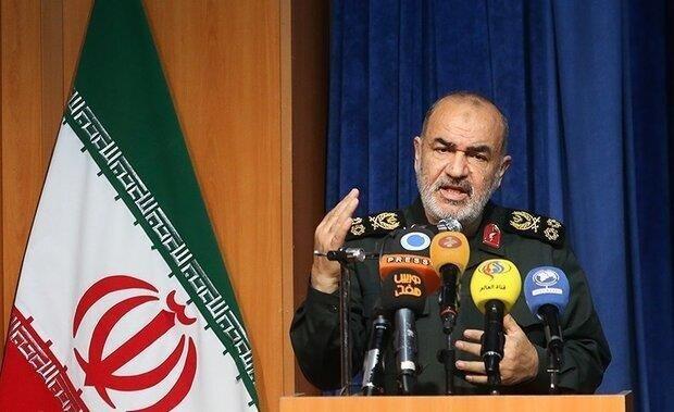 Iran khang dinh se khong bi danh bai trong chien tranh tren bo hinh anh 1