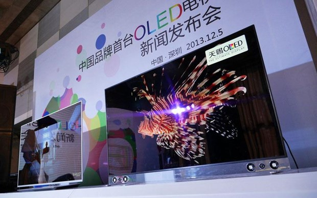 Trung Quoc se tro thanh thi truong TV OLED lon nhat the gioi hinh anh 1