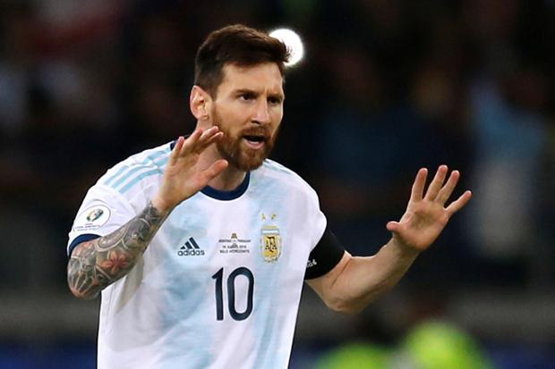 Lionel Messi gianh Qua bong vang 'dac biet' tai Copa America hinh anh 1