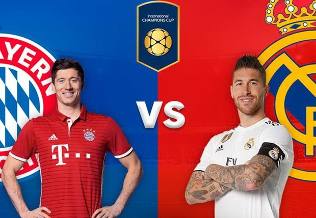 Lich thi dau chi tiet giai International Champions Cup 2019 hinh anh 1