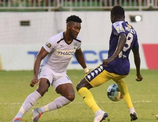 Lich truc tiep vong 16 V-League 2019: Tam diem san Hang Day hinh anh 1