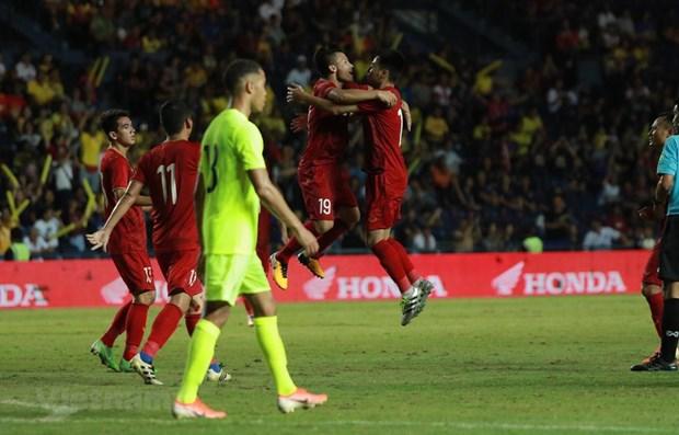 Hoi hop cho doi thu cua Viet Nam tai vong loai World Cup 2022 hinh anh 1