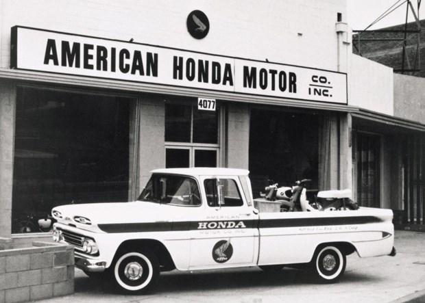 Honda Motor Co. - 60 nam 'truong ton' tren thi truong My hinh anh 2