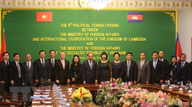 Hop tac toan dien Viet Nam-Campuchia khong ngung duoc cung co hinh anh 2