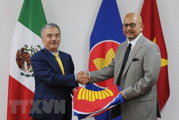 Cac nuoc ASEAN danh gia cao vai tro cua Viet Nam tai Mexico hinh anh 1