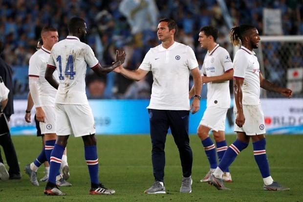 Chelsea thua soc nha vo dich Nhat Ban Kawasaki Frontale hinh anh 1