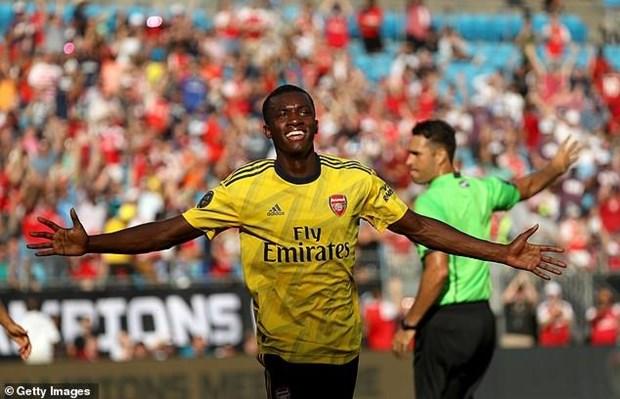 Thang dam Fiorentina, Arsenal doc chiem ngoi dau ICC 2019 hinh anh 1