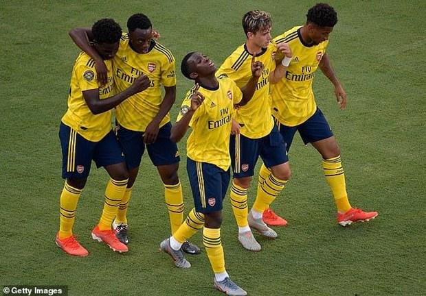 Thang dam Fiorentina, Arsenal doc chiem ngoi dau ICC 2019 hinh anh 2