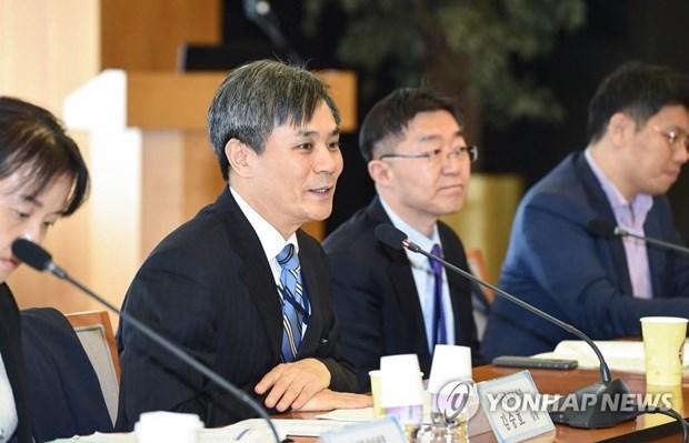 WTO thao luan ve mau thuan thuong mai Han Quoc-Nhat Ban hinh anh 1