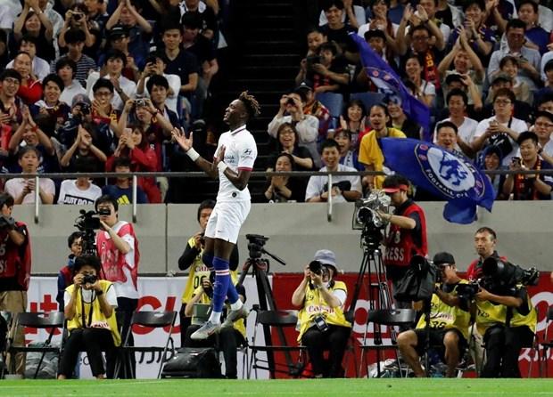 Antoine Griezmann mo nhat, Barcelona bai tran truoc Chelsea hinh anh 2