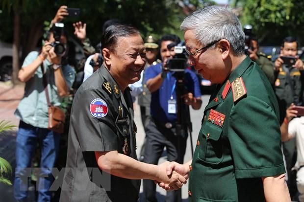 Doi thoai Chinh sach Quoc phong Viet Nam-Campuchia lan thu 4 hinh anh 2