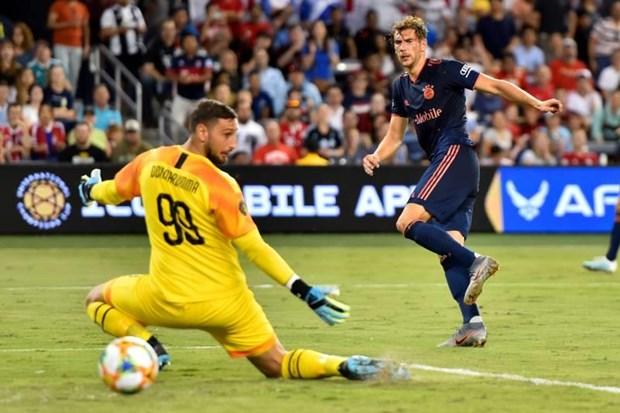 Goretzka lap cong, Bayern gianh chien thang truoc AC Milan hinh anh 1