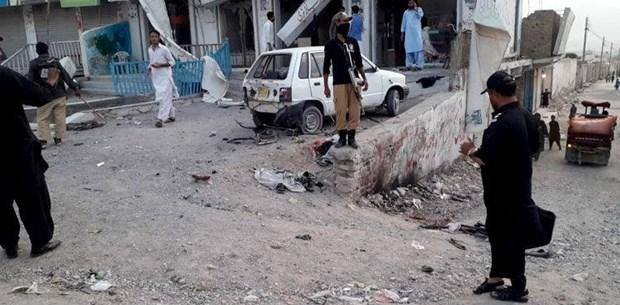 Pakistan: Tan cong bang thuoc no, hang chuc nguoi thuong vong hinh anh 1