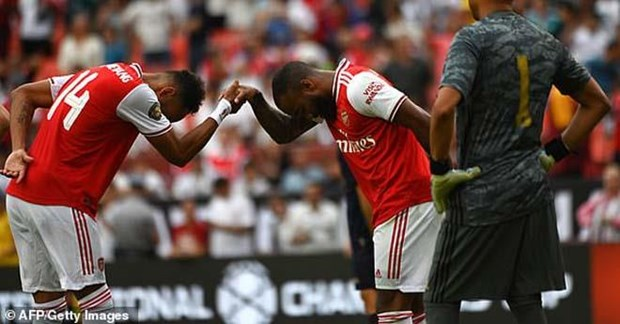 Real Madrid danh bai Arsenal sau loat sut luan luu kich tinh hinh anh 1