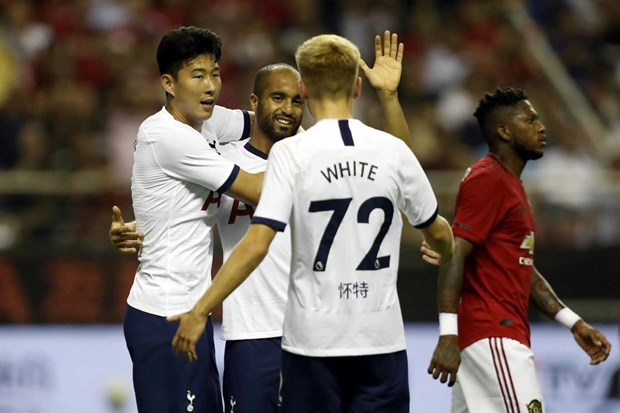 Danh bai Tottenham, M.U rong cua gianh chuc vo dich ICC 2019 hinh anh 2