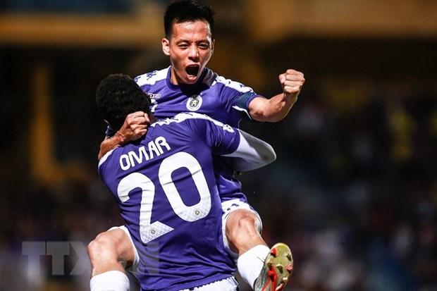 V-League 2019: Gay can cuoc dua den ngoi dau bang xep hang hinh anh 1