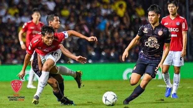 Thai-League doi lich thi dau vi 'dai chien' Thai Lan-Viet Nam hinh anh 1